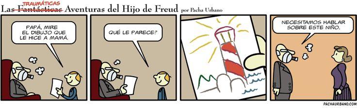 Freud tan predecible