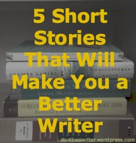 good short stories to write essays on How do i write a short story essay if you follow all that i have told you here, you should be able to write a good short story and enjoy doing it too.