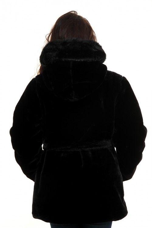 Шуба А1925 Размеры: 52,54,56,58 Цвет: черный Цена: 3450 руб.  http://optom24.ru/shuba-a1925/