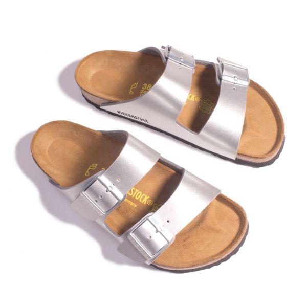 Arizona Sandal - Silver