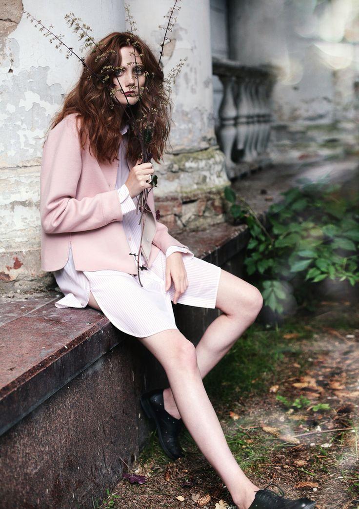 Fashion princess Kira Fox in our shooting✌️sffera media productionsffera.ru/photostudio/ #съёмка #рекламноефото #fashion #beauty