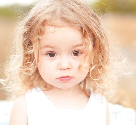 kids hairstyle blond children curly young female – Google Search