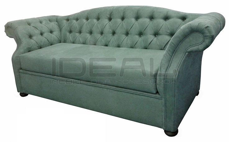 zielona sofa chesterfield Madam, green chesterfield, pluszowa sofa chesterfield, velvet chesterfield, styl angielski  sofa_royal_ely_plus_10.jpg (900×561)