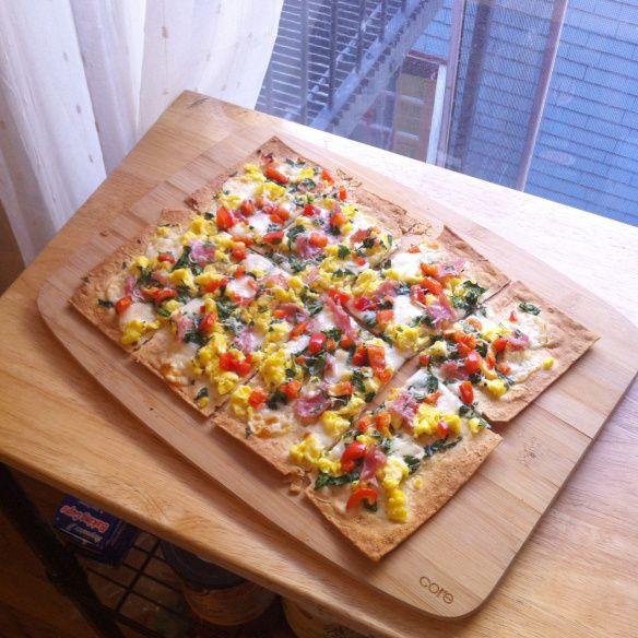 Breakfast Pizza Recipe Breakfast Pizza Recipe