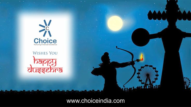 #ChoiceGroup wishes Happy #Dussehra