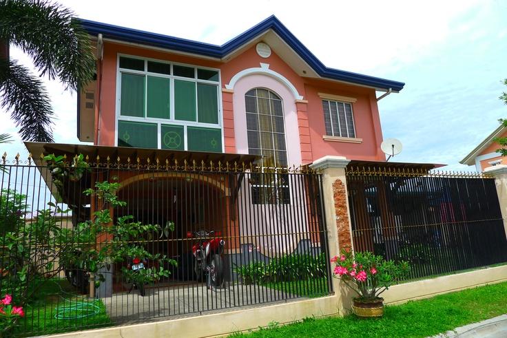 Color rich house in Baliuag Bulacan!