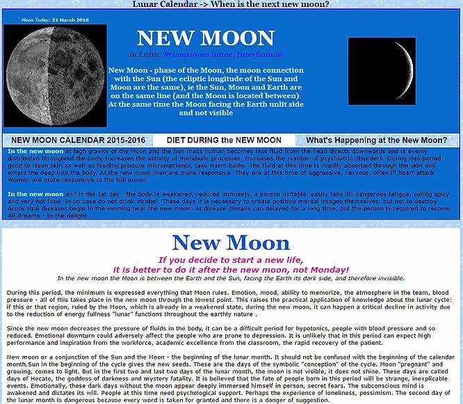 25+ best ideas about New moon calendar 2016 on Pinterest ...