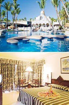 $73 dollars per person per night for the all inclusive ClubHotel Riu Bambu.