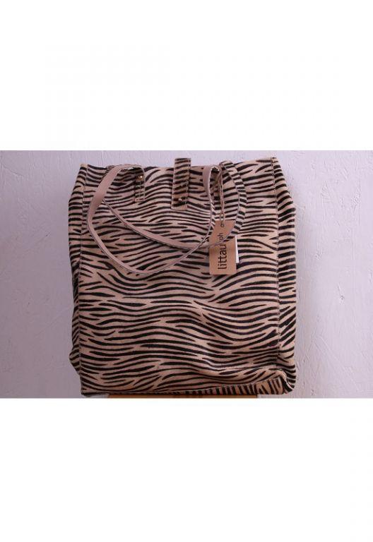 Amust Michella bag 7980 Zebra - Accessories - MaMilla