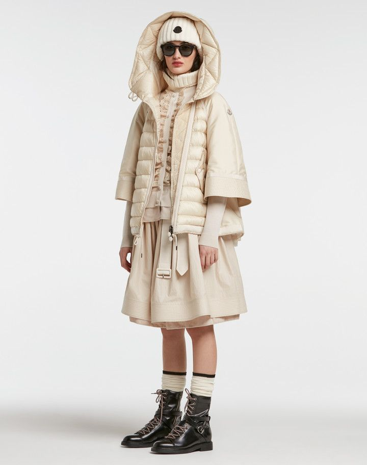 82d221d52f66 MONCLER SOPHIE - Short outerwear - women. Find this Pin and more on Spring  Summer 2019 ...