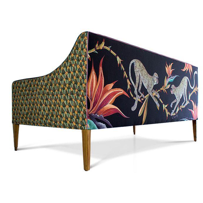 Limited Edition Zambezi Sofa From Ardmore