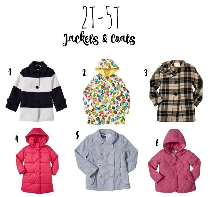 The dreamiest set of toddler and little girl winter jackets and coats! Insert all the heart eyes. Do they make these in adult sizes?!