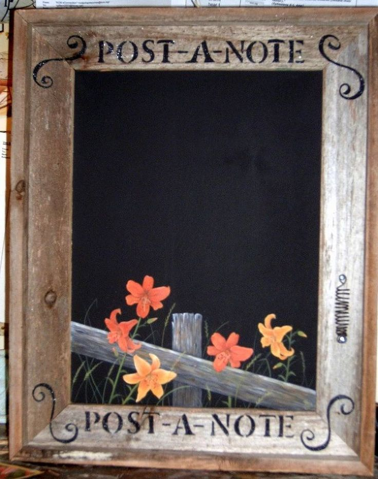 Chalk Boards by GranArt