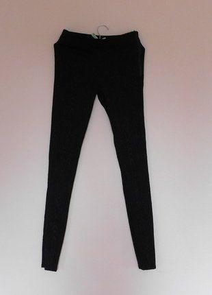 Kup mój przedmiot na #vintedpl http://www.vinted.pl/damska-odziez/legginsy/17687324-french-connection-legginsy-czarne-36