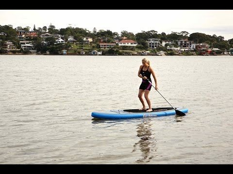 My day on the water + the chance for you & a friend to win a Stand Up Paddle Board each! #sup #kimbeach #exercise #fit #health #fun #surfing #beach