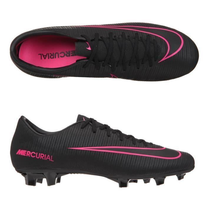 NIKE Chaussures de Football Mercurial Victory IV Terrain Sec FG ...