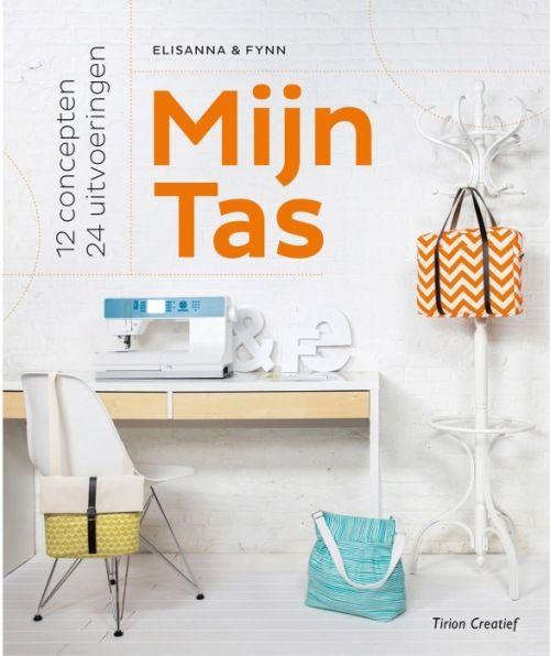 Maak kennis met het nieuwe boek 'Mijn tas' geschreven door het Belgische bloggers-duo Elisanna en Fynn. Kijk voor meer informatie op CraftKitchen.nl.