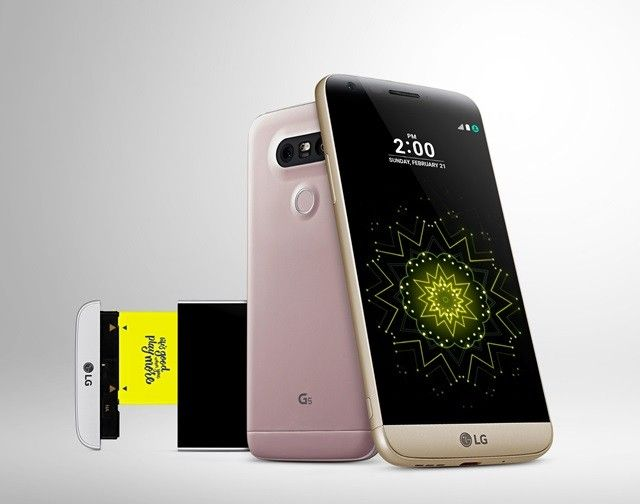 LG G5 Global Rollout Kicks Off on March 31, Comes with Freebies in Tow ~ PC Update