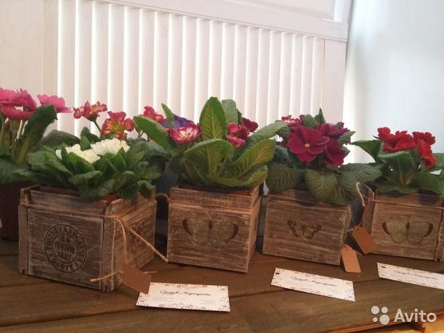 Ящики для цветов купить в Санкт-Петербурге на Avito — Объявления на сайте Avito