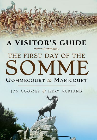 The long-awaited First Day of the Somme makes it to #3 in it's first week of release!