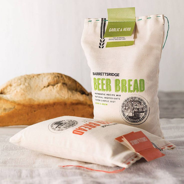 Barrett's Ridge Beer Bread mix is simple, quick and delicious. Just add 'a brew of your choice, mix, bake and enjoy! £6.95