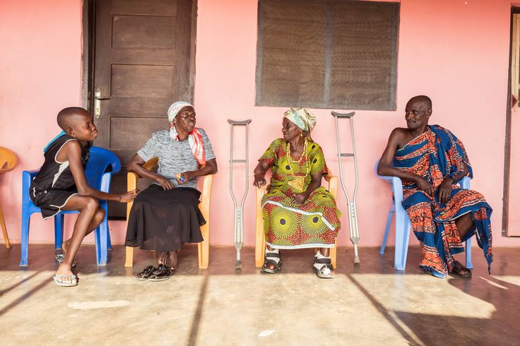 'The disease enslaved me': living with leprosy in Ghana – in pictures