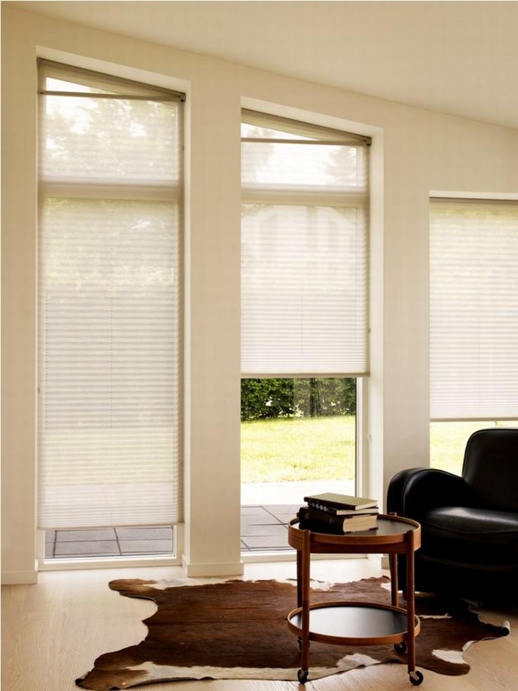 Plisy osłonią Cię przed słońcem, ale jednocześnie pozostawią Twoje pomieszczenie jasnym i ciepłym