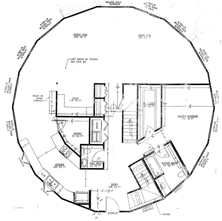 Best 25+ Round house plans ideas on Pinterest | Round house ...