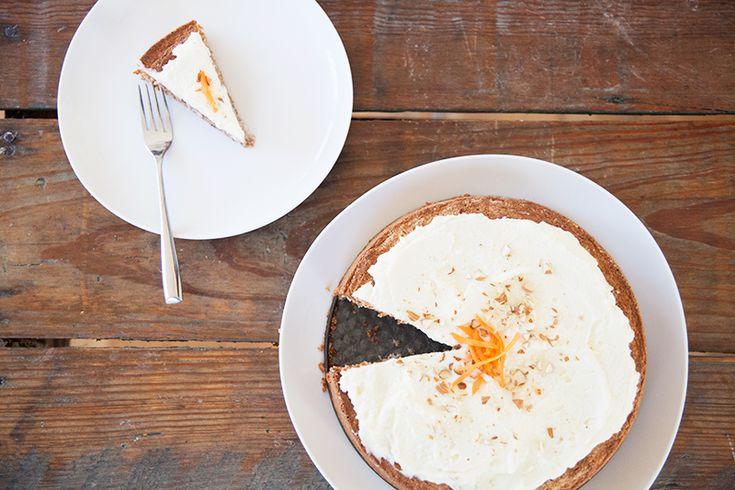 BLEUBIRD - carrot cake