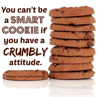 free humorous quote posters | Funny Education and Teaching Quote About Being a Smart Cookie