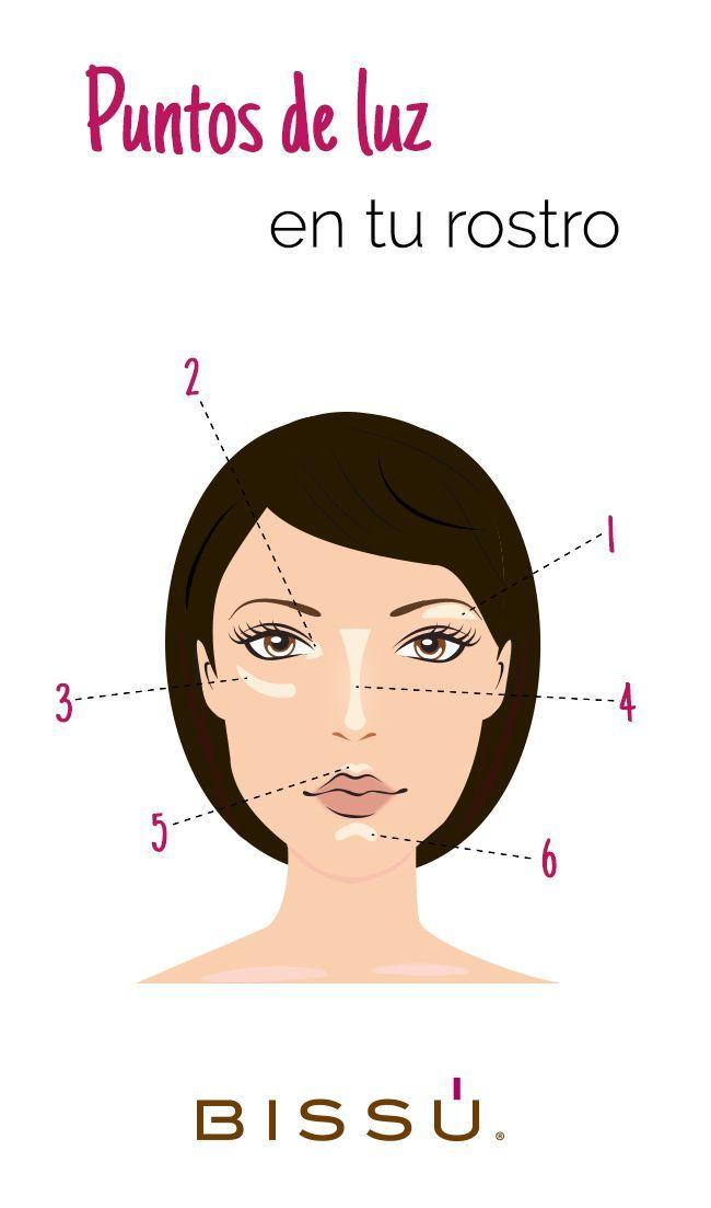 Maquilla adecuadamente tu rostro para darle luz y lucir más radiante. tiendaweb… #maquillaje #makeup
