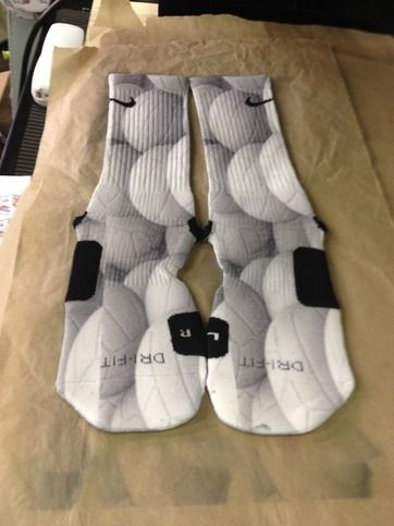Custom Nike Elite Socks Volleyball from Sock Insanity on Storenvy