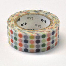 Washi páska / Dětské puntíky