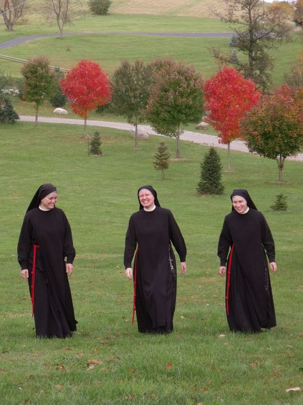 Paradise Of Monks nunshine Sisters of Reparation to the Most