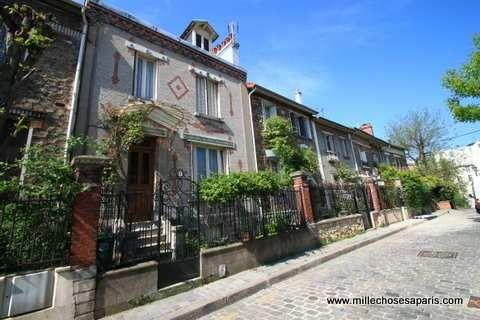 Paris est un village… aux multiples visages ! En annexant lesfaubourgs lors de la transformation de Paris, sous le baron Haussmann, de nombreux petits villages furent intégrés. Certains eure…