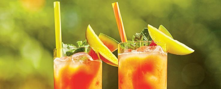 Tropické smoothie