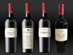 CORVUS - Turkish wine