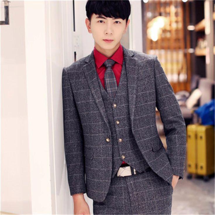 Mejores 46 imágenes de men suits en Pinterest | Traje de hombre ...