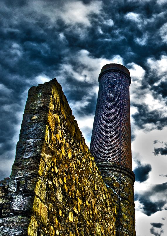 Limited Edition 8x10 Signed Print  The Stack by thelongwayround