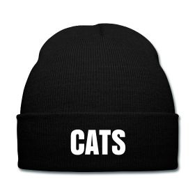 Cats Beanie - Available Here: http://sondersky.spreadshirt.com.au/cats-A18464184