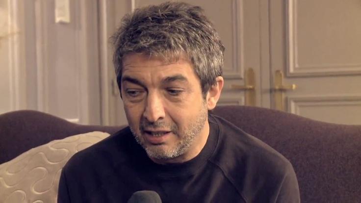 """Ricardo Darin en interview pour le film """"El Chino"""""""