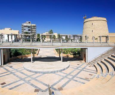Roquetas de Mar amphitheatre