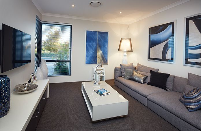 the fusion display home theatre