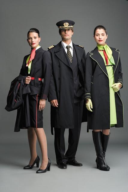 TAP Portugal Flight Attendant uniform #stewardess #cabincrew #airhostess #pilot