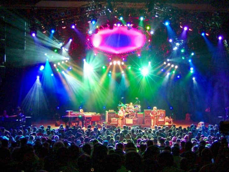Phish at the Saratoga Performing Arts Center #SPAC http://www.saratoga.org/visitors