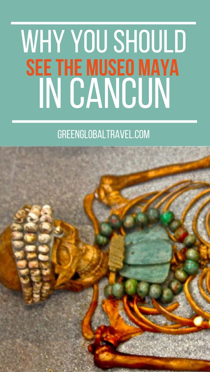 Here's why you should go see the Museo Maya de Cancun! | Mexico | Culture| Art | Sculpture | History | Mayans |