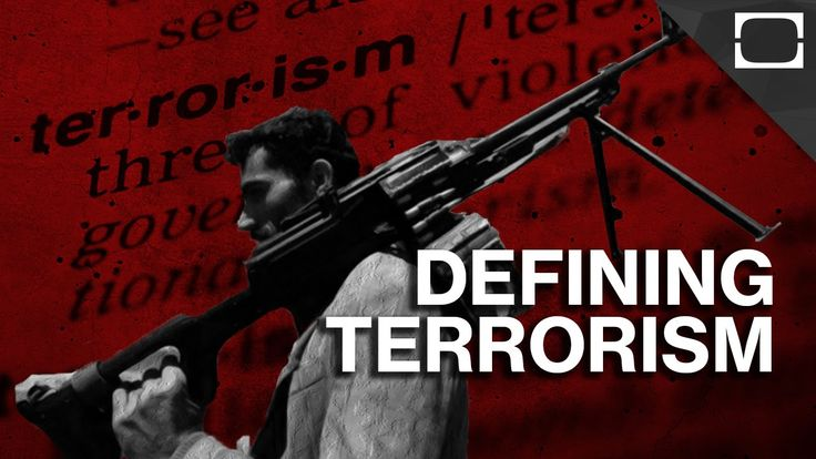 What Is The Definition Of Terrorism?  Courtesy: Test Tube