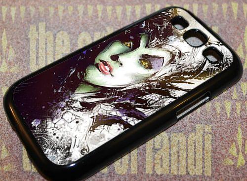 Samsung S3 i9300 Case   TheArtOffandi ArtFire Shop