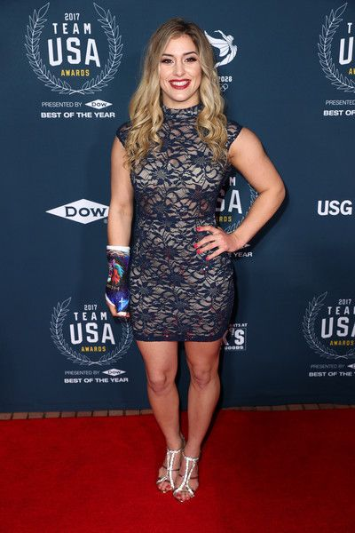 Helen Maroulis Photos - Helen Maroulis attends the 2017 Team USA Awards on November 29, 2017 in Westwood, California. - Team USA Awards Presented by Dow