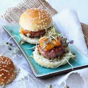Bagaimana Resep Mini Burger Enak dapat dibuat? Berikut saya akan memberikan Resep Mini Burger Enak yang bisa dibuat dengan cara yang mudah dan simpel. Kue